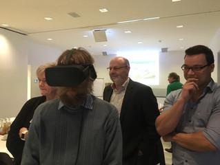 Ein Blick in die Zukunft - Ausbildung 4.0 mit Virtual Reality