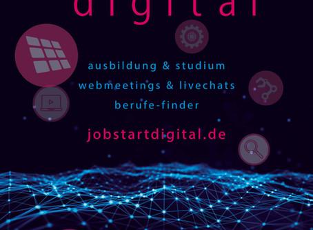 jobstartdigital: Der Countdown läuft