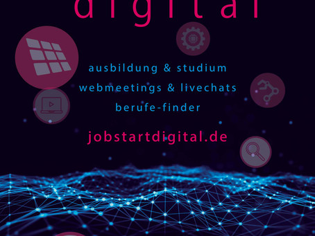jobstartdigital: Der Countdown läuft