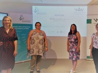 Aus der Wirtschaft - für die Wirtschaft / KickOff Veranstaltung des JOBSTARTERplus Projektes REGIO-A