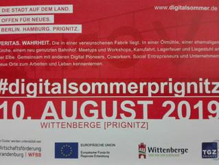LANDEPLATZ beim #digitalsommerprignitz