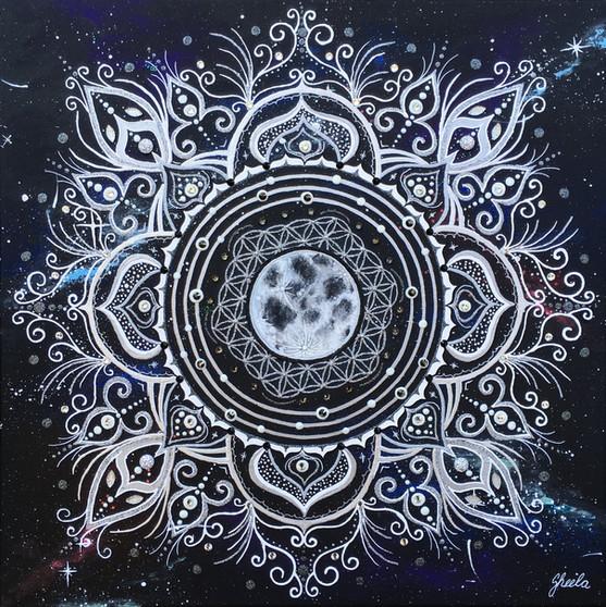 Mond-Magie