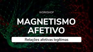 magnetismo afetivo