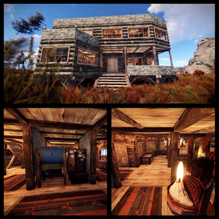 Cozy Role-play House