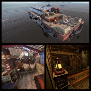 Bandit Barge