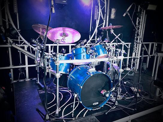 Online Session Drummer UK