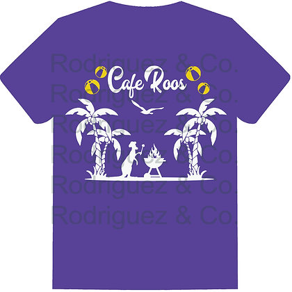 Cafe Roos - Short Sleeve