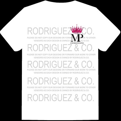 MP Choreography -  Short Sleeve