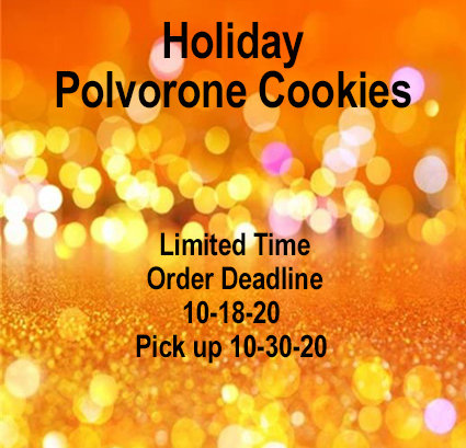 Polvorones  - Secret Holiday Recipe