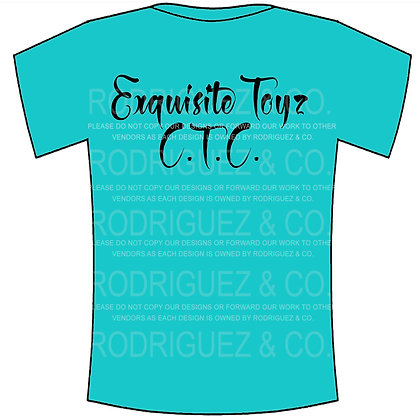 Exquisite Toyz C.T.C. -  Short Sleeve