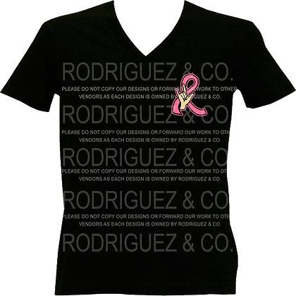 RDSPD Breast Cancer Awareness -  Short Sleeve