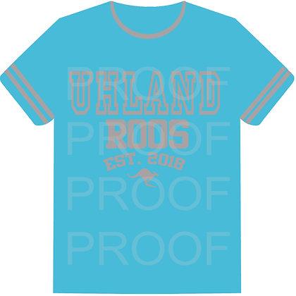 UES Varsity Solid Design T-Shirt