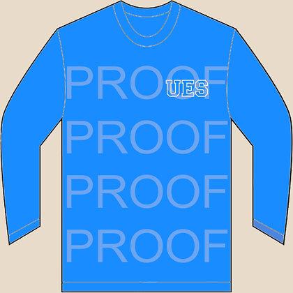 Uhland Elementary School Student Uniform Shirts - Long Sleeve
