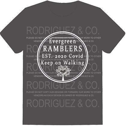 Evergreen Ramblers 2020 -  Short Sleeve