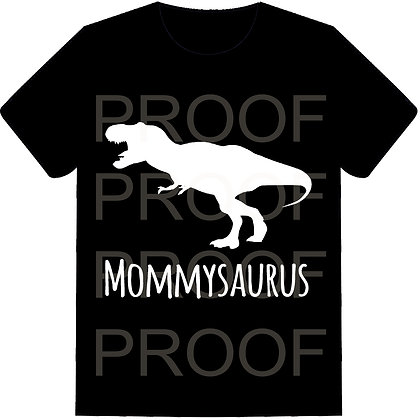 Mommysaurus Shirt