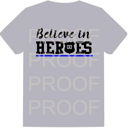 Believe in Heros