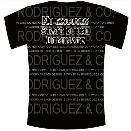 2020 Lehman Powerlifting  Shirt -  Short Sleeve