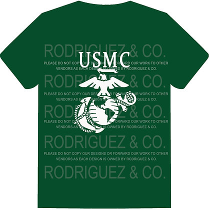 USMC -  Short Sleeve