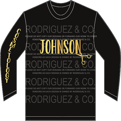 JHS Cosmetology - Long Sleeve