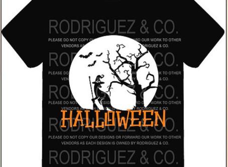 Halloween Roos