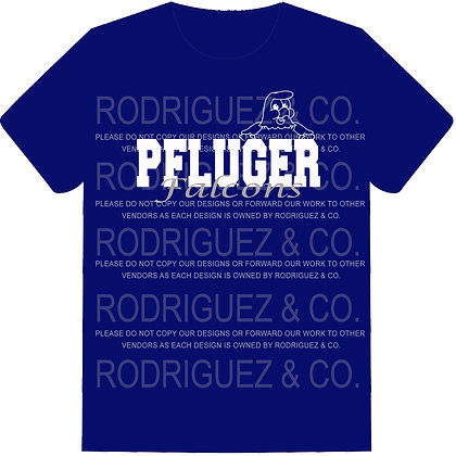 PFLUGER Falcons -  Short Sleeve