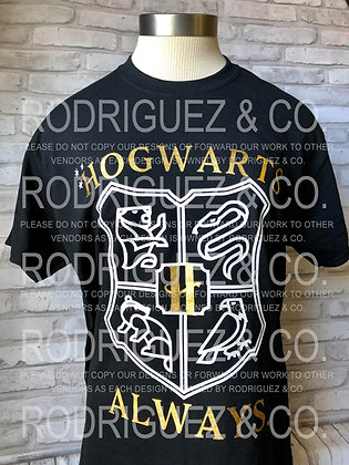 Hogwarts  -  Short Sleeve