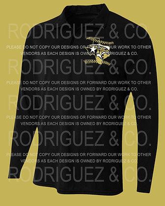 JHS Baseball - 1/4 Zip - Brand A4 - Unisex