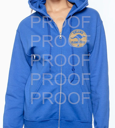 UES Student / Staff / Parent - Full Zip Hood