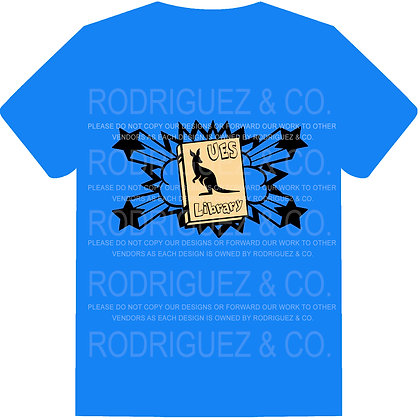 UES Library -  Short Sleeve