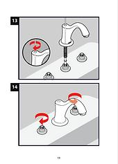 manuali istruzioni booklet