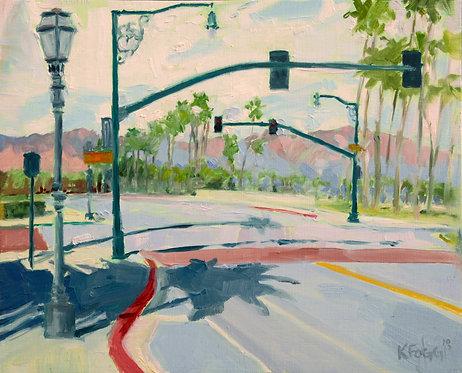 State Street Santa Barbara CA