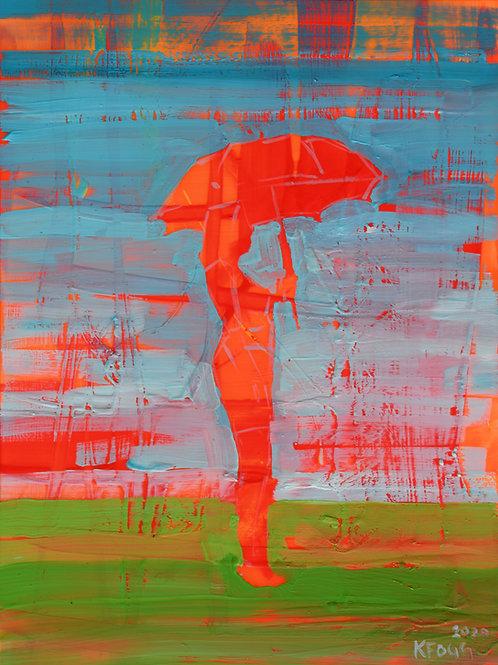 She is the Umbrella
