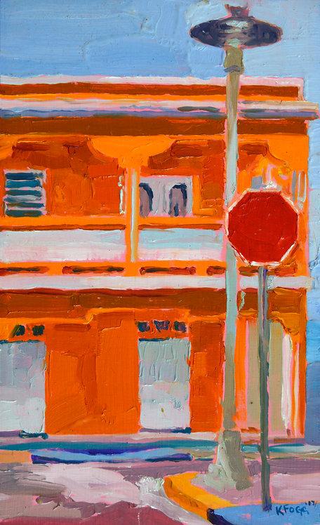 Orange Building PR