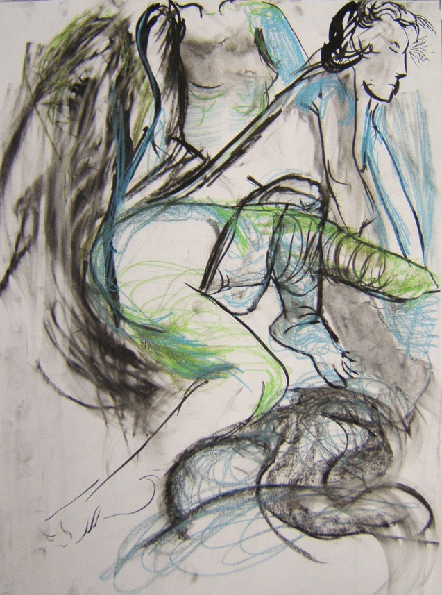 Figure Drawing Expressive