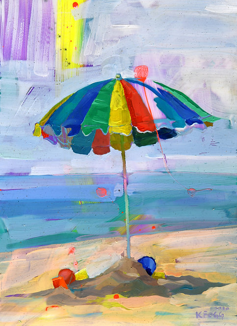 Carnival Umbrella