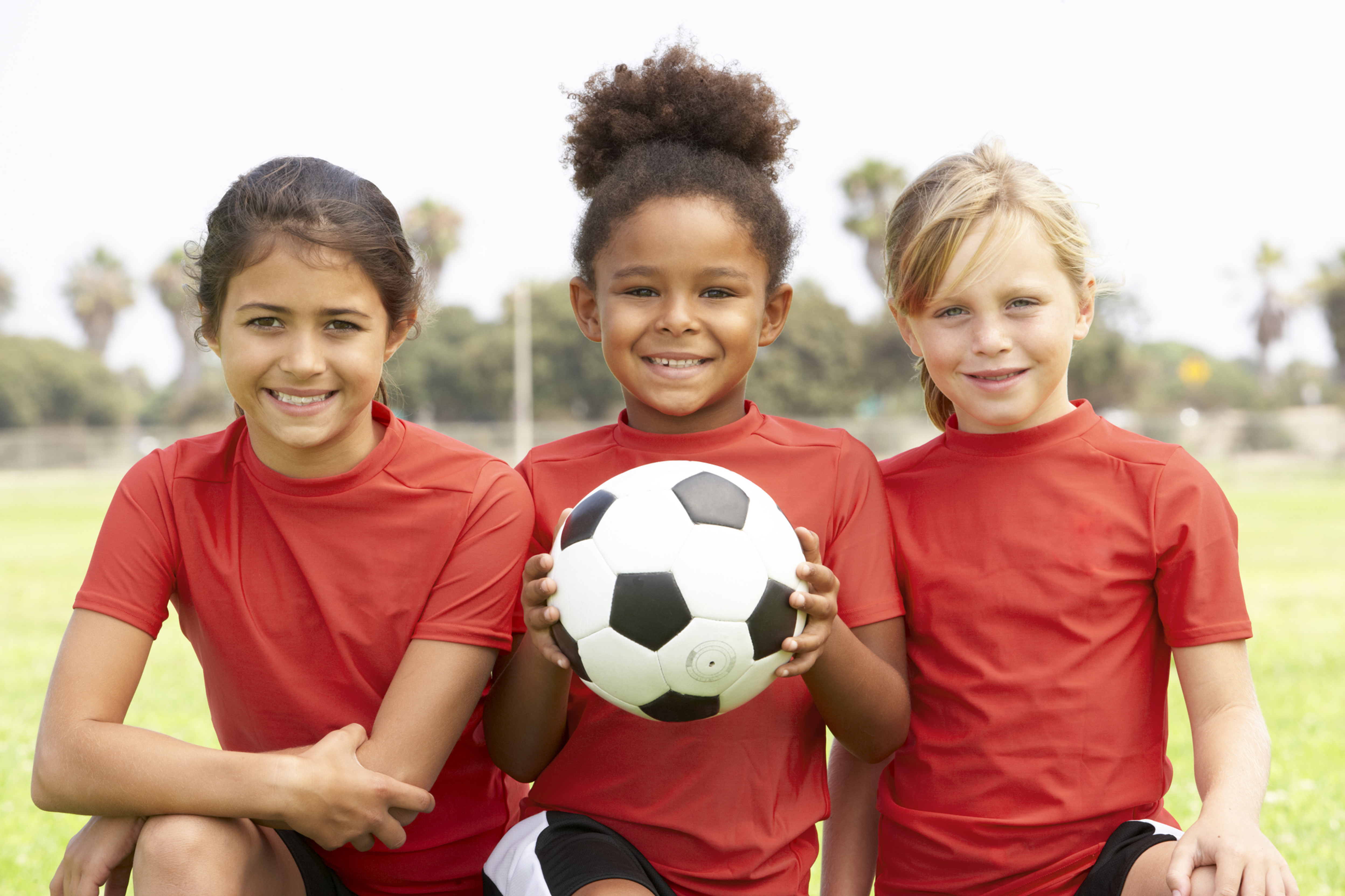 Girls Football - July 27th