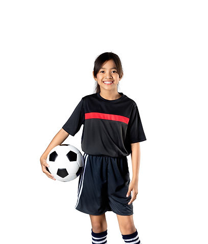 Young%20asian%20girl%20holding%20soccer%