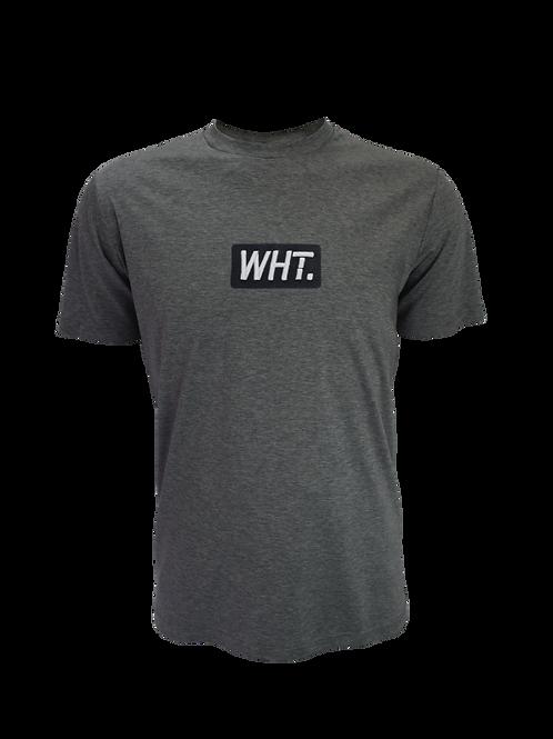 Grey / D.Grey 3D WHT T-Shirt