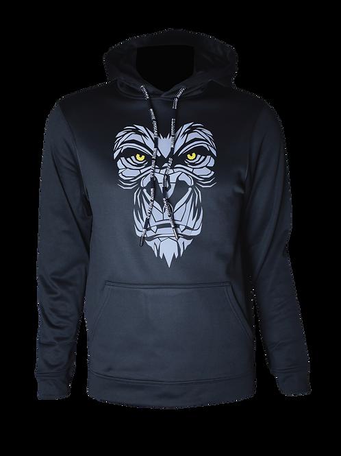 Black Reflective OG Gorilla Hoodie