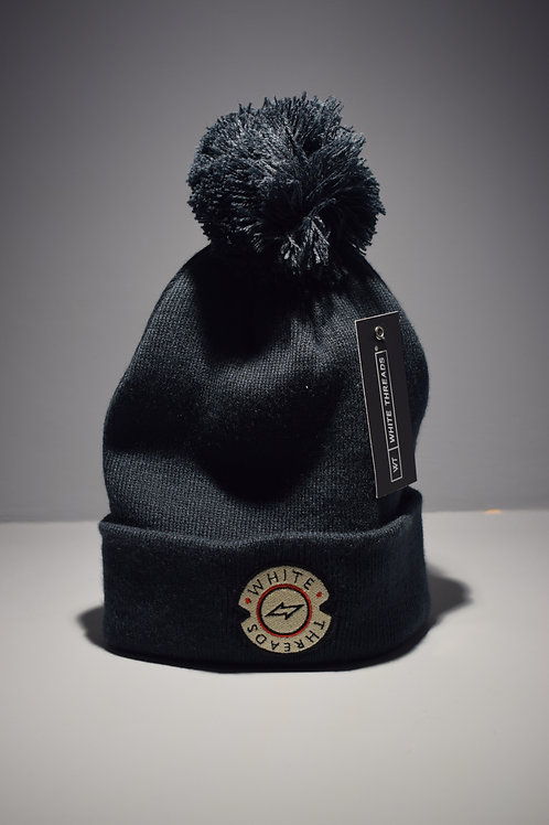 Classic Woolly Hat (Navy)