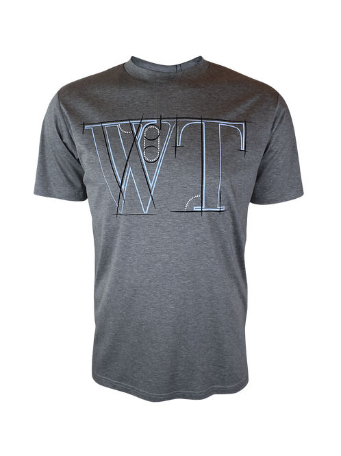 Grey Clockwork T-Shirt