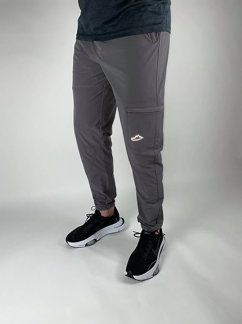 Grey Combat Pants