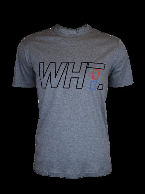 Grey WHT T-Shirt