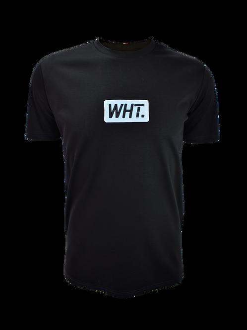 Black / L. Blue 3D WHT T-Shirts