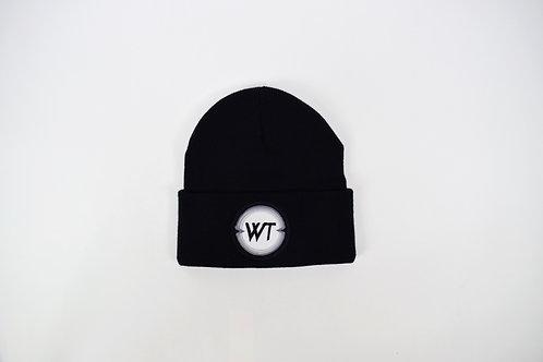 Black WT Beanie