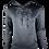 Thumbnail: Grey Reflective Gorilla Hoodie
