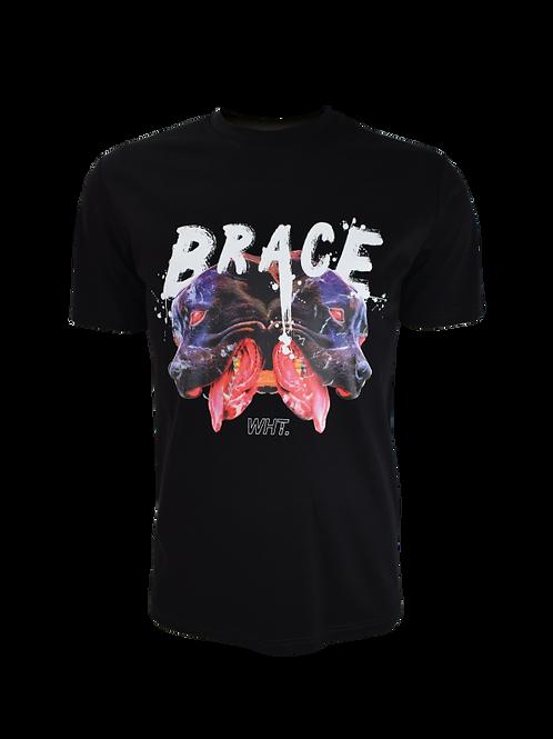 Black Brace T-Shirt