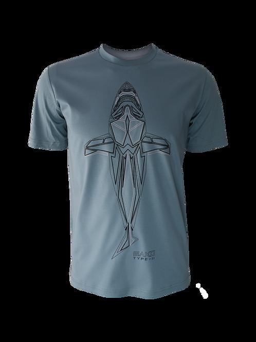 Chill Blue Mako T-Shirt