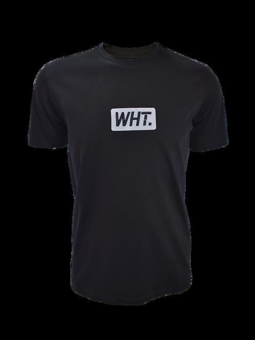 Black / Grey 3D WHT T-Shirt