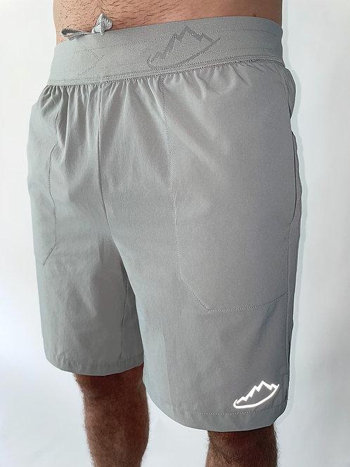 Grey Performance Shorts